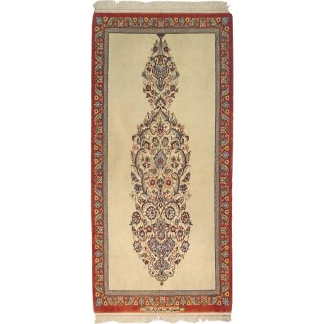 Isfahan exclusivo, urdimbre de seda