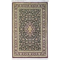 Ghom silk, signed Zaheri
