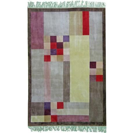 China seda, Diseño único